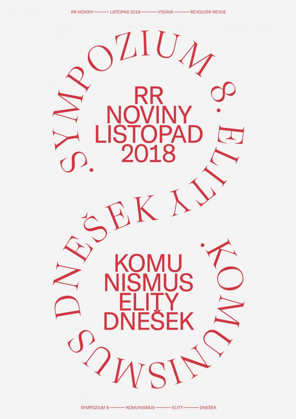 RR noviny / Sympozium 8 / Komunismus – elity – dnešek