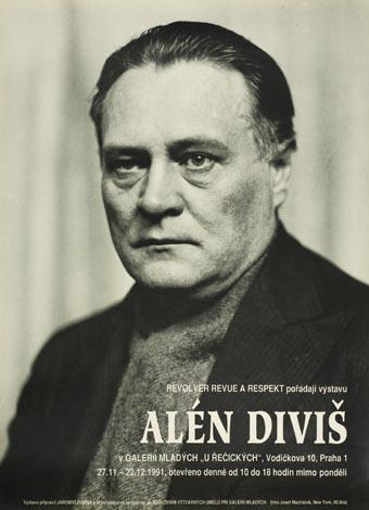 Plakát Alén Diviš
