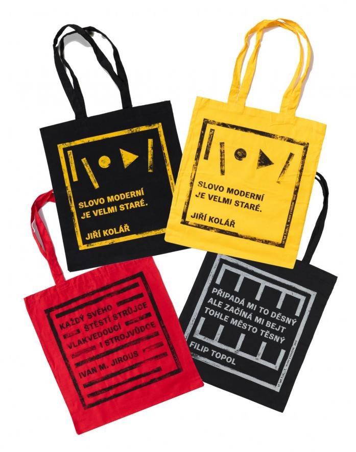 Nové tašky, certifikáty a předvánoční prodej!