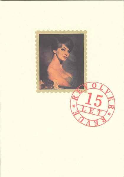 ERR 9/2001 Tamara HOŘEJŠÍ 15 let Revolver Revue