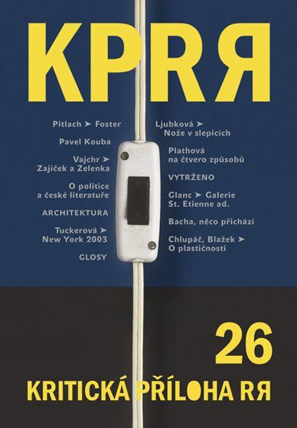KPRR 26/2003