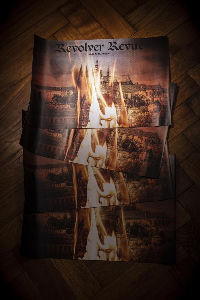 Tematická květnová nabídka – RR plakát s motivem Pražského hradu za výhodnou cenu!