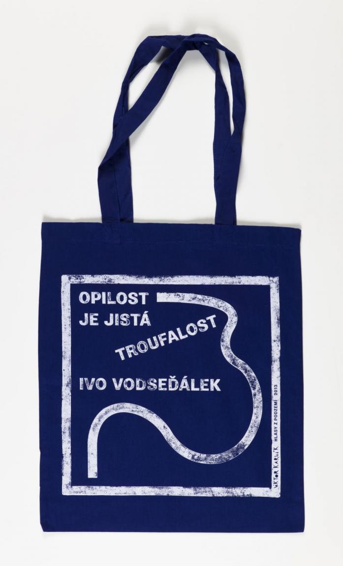 Taška / Ivo Vodseďálek – modrá