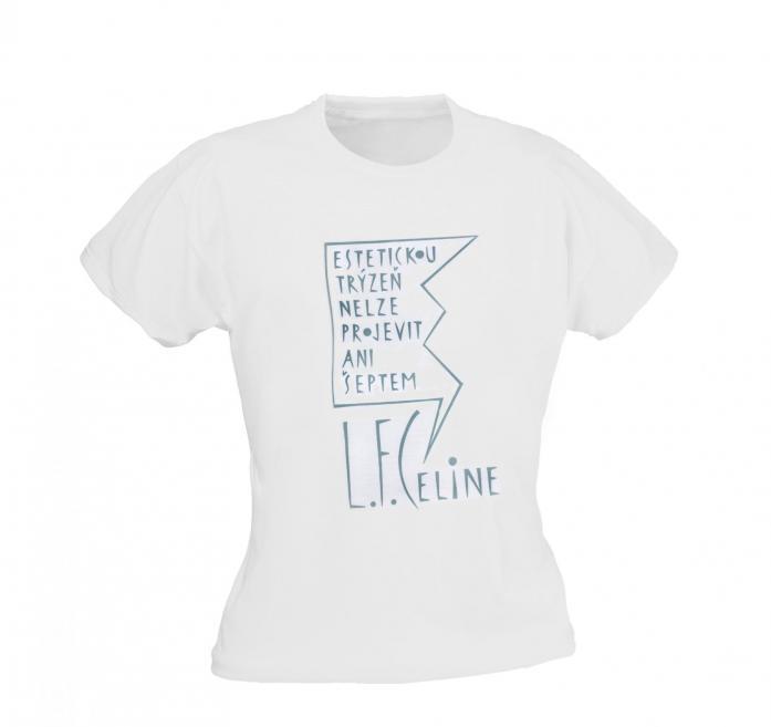 Triko Céline – dámské (bílé)