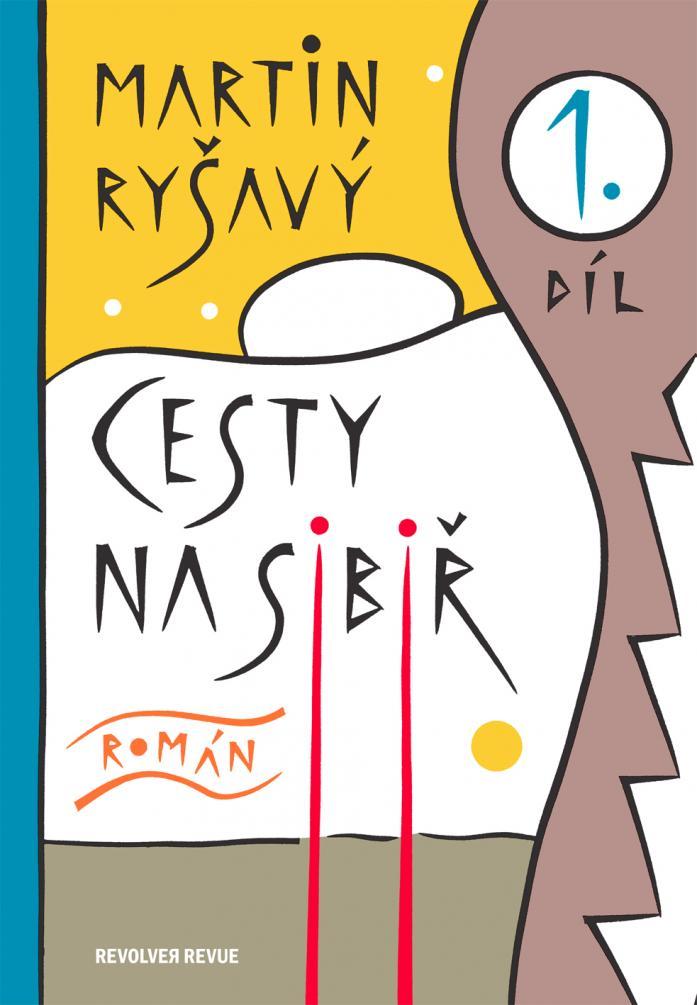 Cenu Magnesia Litera v kategorii próza získal již podruhé Martin Ryšavý