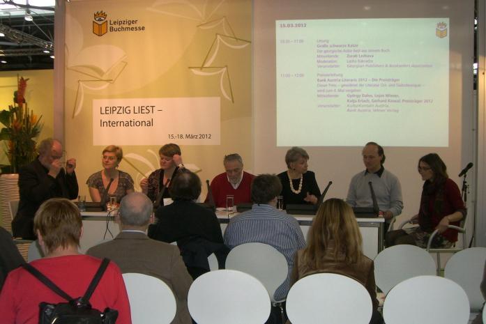 Román Vrač Martina Ryšavého získal prestižní literární cenu Bank Austria Literaris 2012