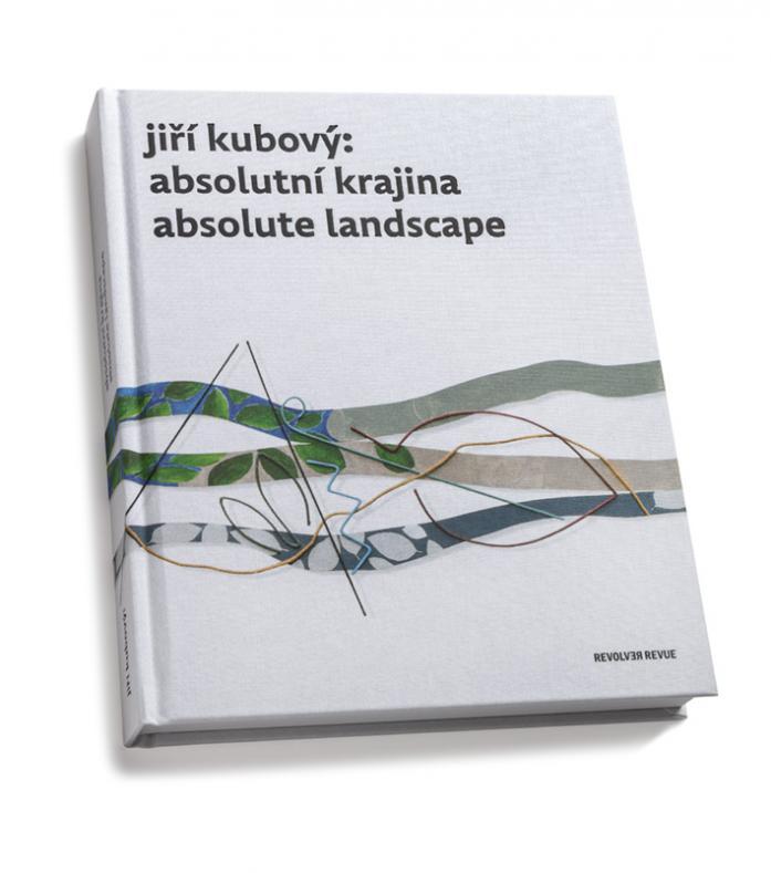 Nová kniha / Monografie Jiřího Kubového