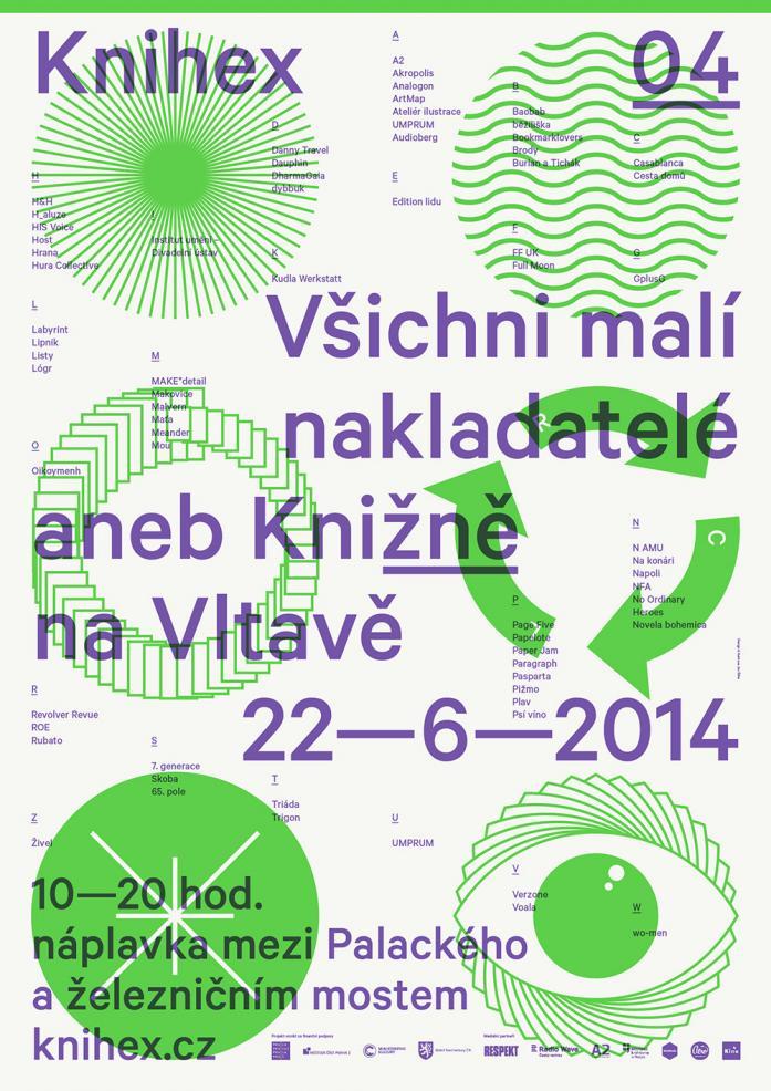 Pozvání / KNIHEX 2014