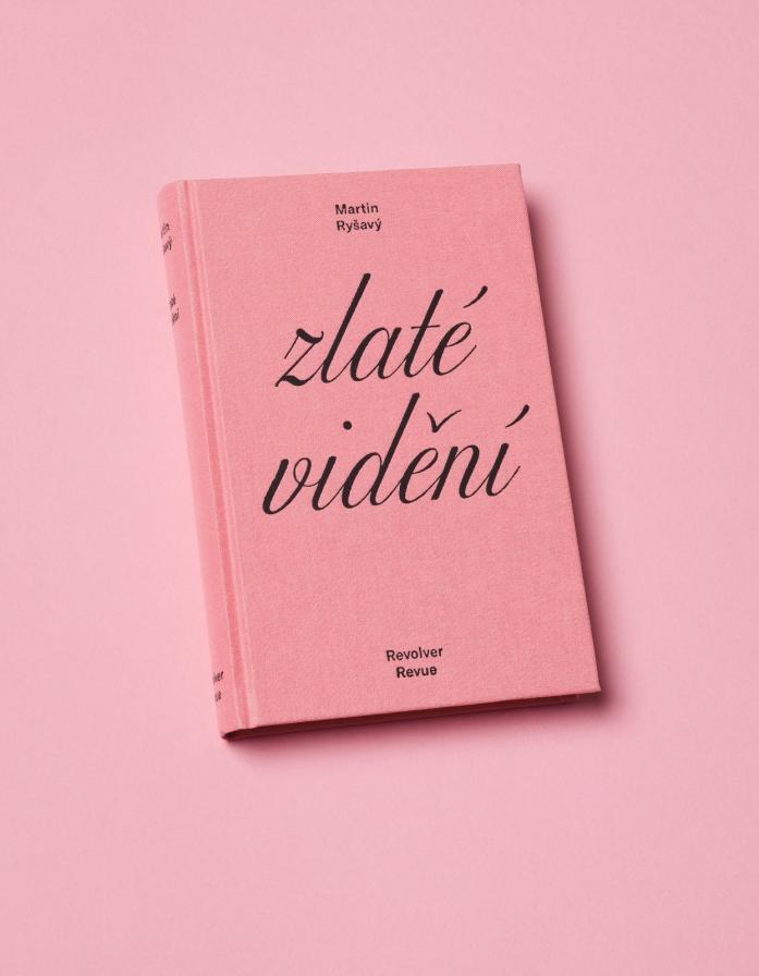 Zlaté vidění Martina Ryšavého – dlouho očekávaný nový román!