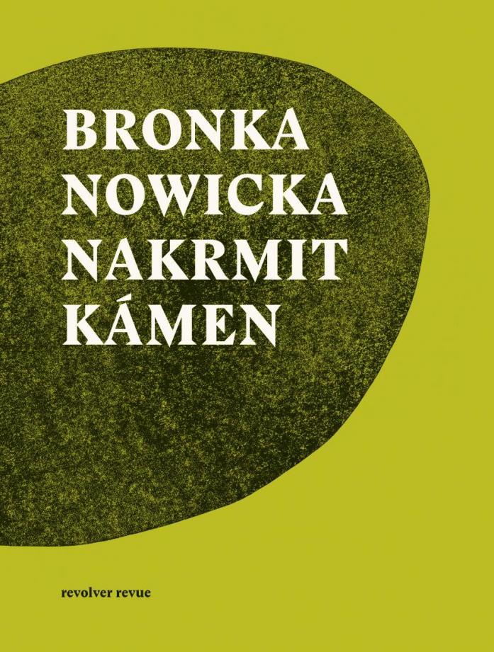 Bronka Nowicka na Světě knihy a v kavárně Fra