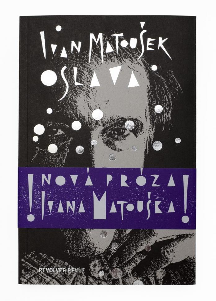 Próza Ivana Matouška vyšla ve francouzštině