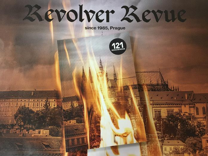 Vyšla zimní Revolver Revue!