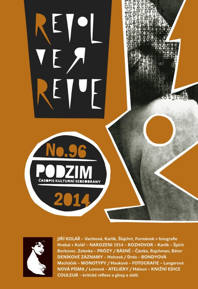 Večer Revolver Revue /  Jiřímu Kolářovi a I. M. Jirousovi k narozeninám