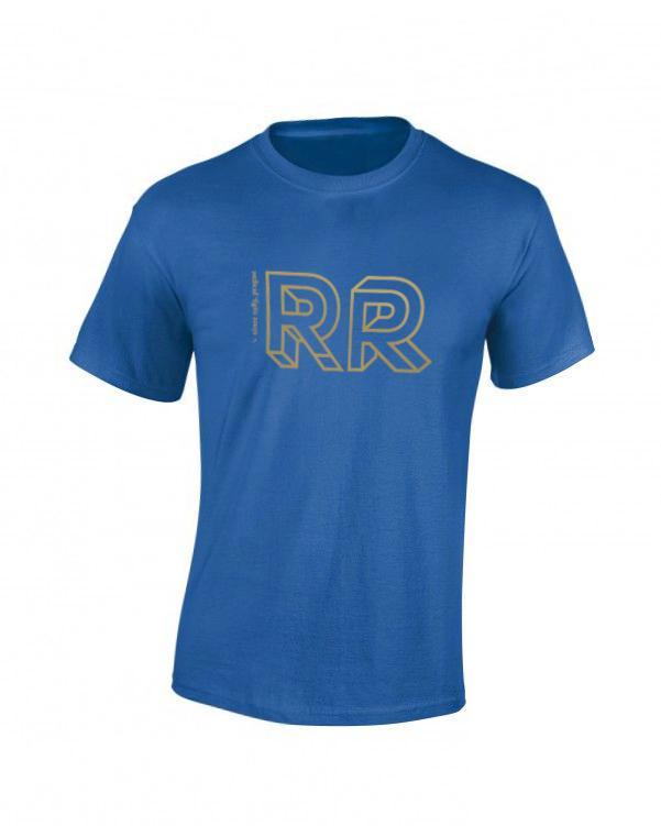 Triko 30 let RR (modré) – pánské
