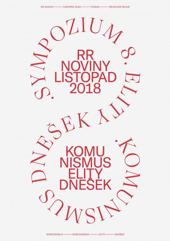 Čerstvé RR noviny / komunismus – elity – dnešek!