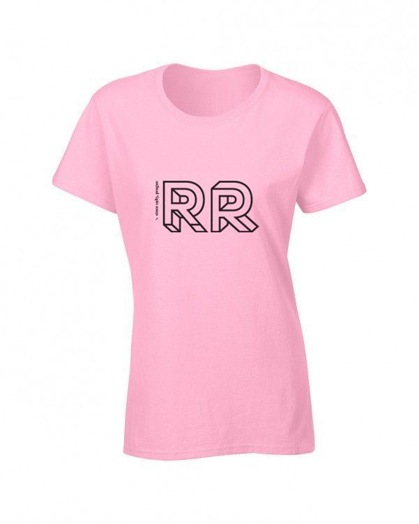 Triko 30 let RR (růžové) – dámské