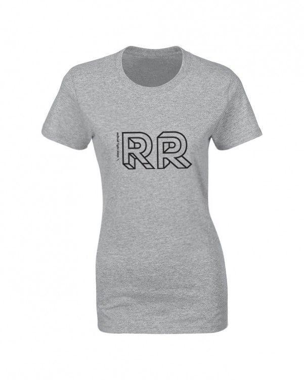 Triko 30 let RR (šedé) – dámské