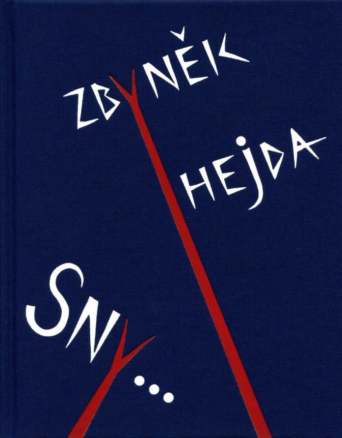 ERR 87/2015 Zbyněk HEJDA Sny... (2. vydání)