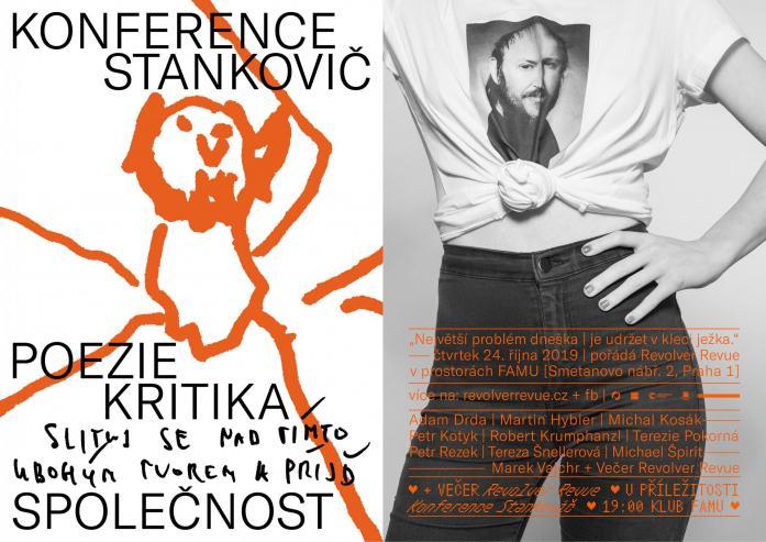 Konference Stankovič / program + pozvání