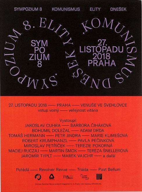 Plakát Sympozium 8.