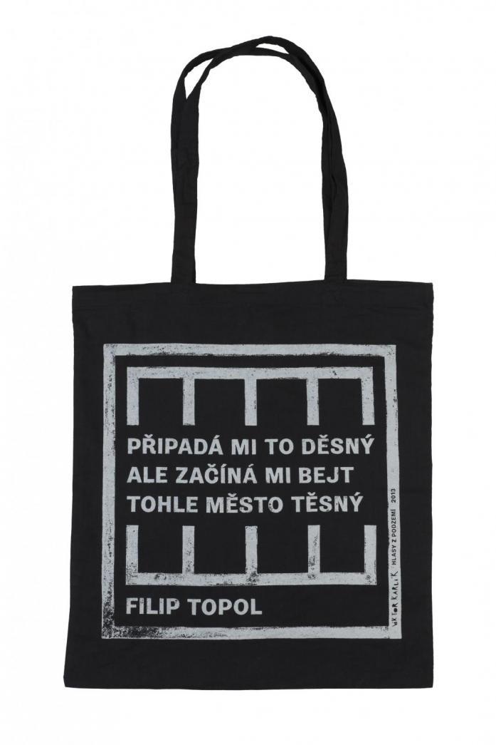 Taška Filip Topol – černá