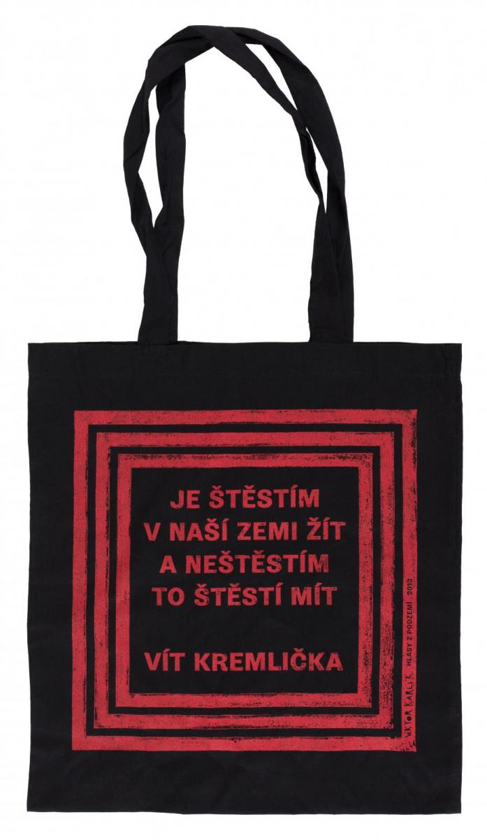 Taška Vít Kremlička – černá