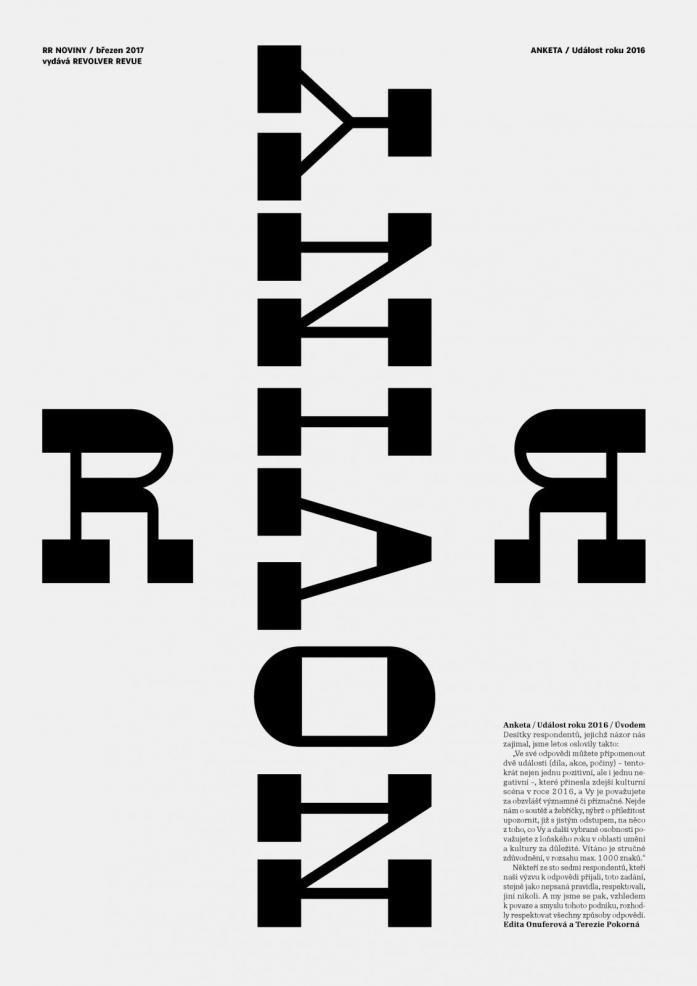RR noviny / Událost roku 2016