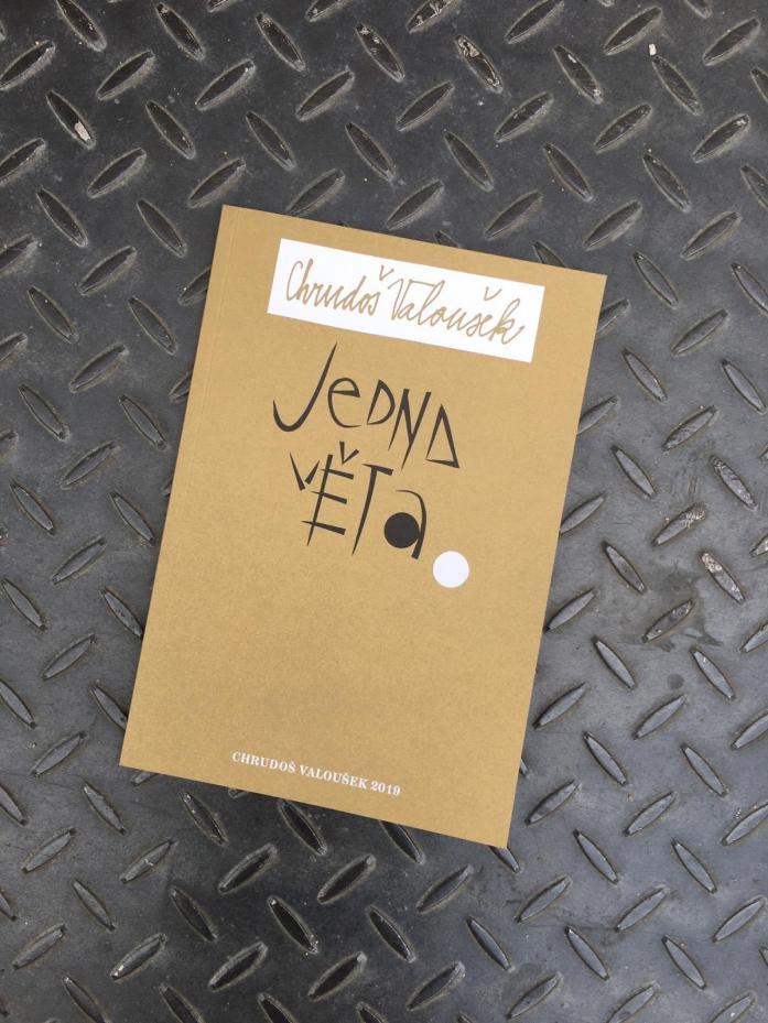 Nová kniha Chrudoše Valouška!